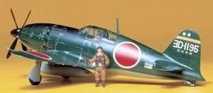 Tamiya 61018 Mitsubishi J2M3 (Interceptor) Raiden (Jack)