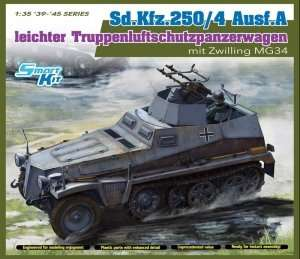 Sd.Kfz.250/4 Ausf.A in scale 1-35 Dragon 6878