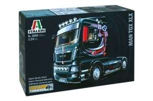 MAN TGX XLX in scale 1-24 Italeri 3895