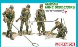 Dragon 6280 German Mine Detectors