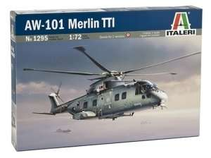 AW-101 Merlin TTI in scale 1-72