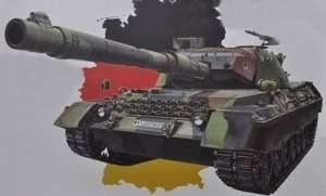 Meng TS-015 German Tank Leopard 1 A5