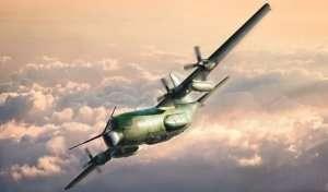 Italeri 1369 MC-130H Combat Talon II