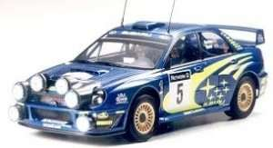 Tamiya 24250 Subaru Impreza WRC 2001 Rally of Great Britain