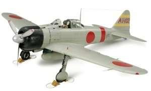 Mitsubishi A6M2b Zero Fighter Model 21 in scale 1-32 Tamiya 60317