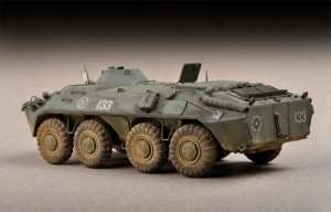 Russian BTR-70 APC early version in scale 1-72