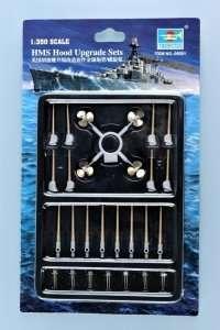 HMS Hood Upgrade Sets 1-350 - Trumpeter 06601