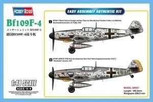 Hobby Boss 81749 Myśliwiec Bf109F-4