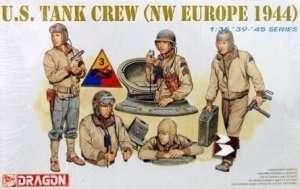 U.S. Tank Crew - NW Europe 1944 in scale 1-35 Dragon 6054
