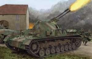 Flakpanzer IV 3cm Kugelblitz in scale 1-35
