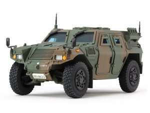 JGSDF Light Armored Vehicle in scale 1-48 Tamiya 32590