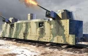 Trumpeter 00222 Soviet PL-37 Light Artillery Wagon