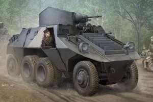 M35 Mittlere Panzerwagen ADGZ Daimler Hobby Boss 83889 1-35