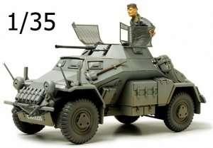 Tamiya 35270 Sd.Kfz.222 Leichter Panzerspahwagen 4x4