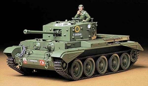 Tamiya 35221 Cromwell Mk.IV British Cruiser Tank