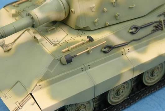 Model German E-75 Standardpanzer scale 1-35