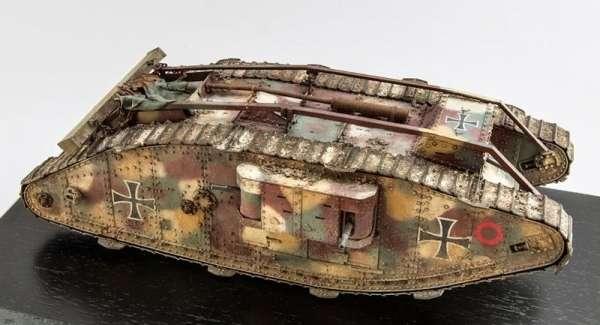 Brytyjski, ciężki czołg Mark IV