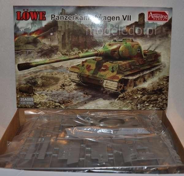Amusing Hobby 35A005 Pz.Kpfw. VII Lowe Super heavy Tank
