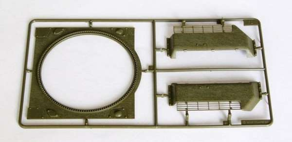 Trumpeter 00903 w skali 1:16 - model Soviet Tank T34/76 model 1943 - image c