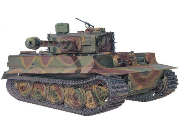 AFV Club 35079 w skali 1:35 - model Tiger I Pz.Kfz.VI Ausf.E - image a-image_AFV Club_AF35079_3