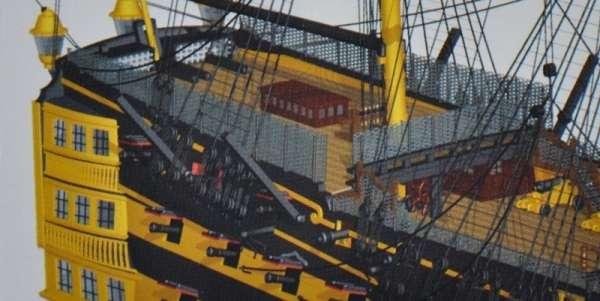 Drewniany model do sklejania HMS Victory Billing Boats BB498 - sklep_modelarski_modeledo_image_bb498_3-image_Billing Boats_BB498_2