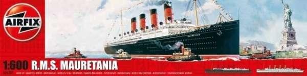 Model liniowca RMS Mauretania Airfix 04207 w skali 1:600, model_airfix_a04207_image_1-image_Airfix_A04207_2