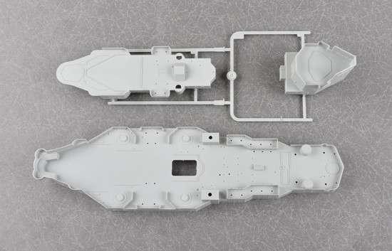 Plastikowy model do sklejania brytyjskiego pancernika w skali 1:200 - Trumpeter_03708_image_7-image_Trumpeter_03708_7