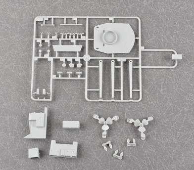 Plastikowy model do sklejania brytyjskiego pancernika w skali 1:200 - Trumpeter_03708_image_8-image_Trumpeter_03708_8