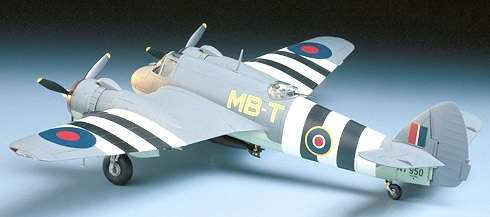 Tamiya 61067 Bristol Beaufighter TF.Mk.X