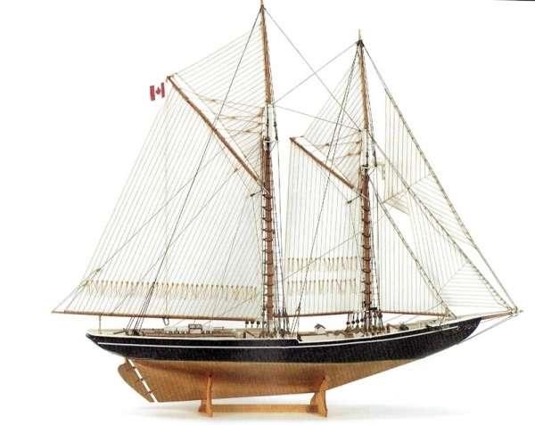 Szkuner Bluenose II , drewniany model do sklejania Billing Boats BB600 w skali 1:100-image_Billing Boats_BB600_1