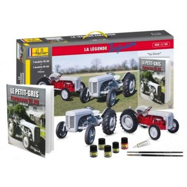 zestaw_modelarski_heller_52323_traktor_ferguson_te20_oraz_ff30_sklep_modelarski_modeledo_image_1-image_Heller_52323_1