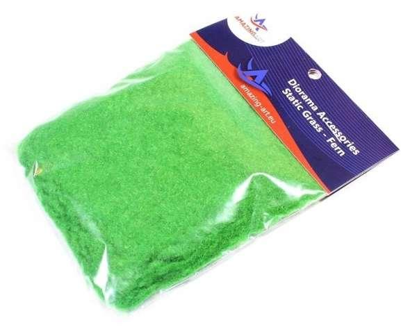 Sztuczna trawa w kolorze paproci (1mm), Amazing Art 13609-image_Amazing Art_13609_1