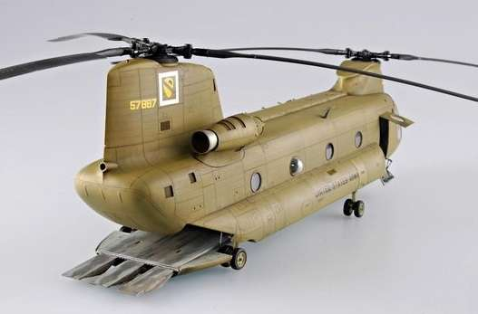 Trumpeter 05104 Helikopter CH-47A Chinook