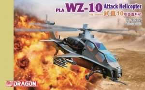 Dragon 4632 PLA WZ-10 Attack Helicopter