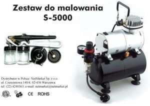 0001 Zestaw do malowania S5000