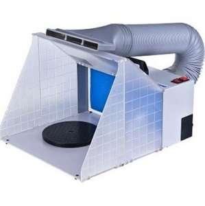 0023 HS-E420 Spray Booth - komora lakiernicza