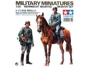 Tamiya 35053 Wehrmacht Mounted Infantry Set