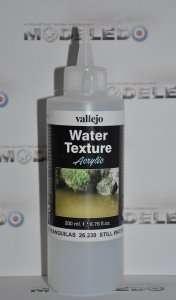 Vallejo 26230 Water Texture - przejrzysta spokojna woda