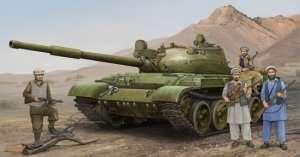 Czołg T-62 Mod.1975 - Mod.1962 KTD2 - Trumpeter 01551