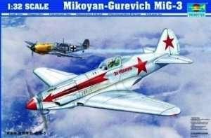 Trumpeter 02230 fighter MiG-3