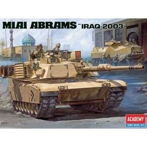 Model Academy 13202 czołg M1A1 Abrams Iraq 2003