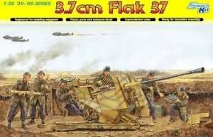 Dragon 6483 3.7cm FLAK 37