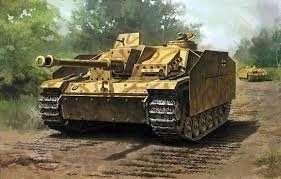 Tamiya 32540 Sturmgeschutz III Ausf.G