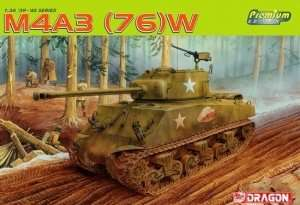 Model Dragon 6325 czołg M4A3(76) W Sherman