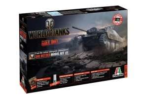 World of Tanks - 38t Hetzer WOT - Italeri 36511