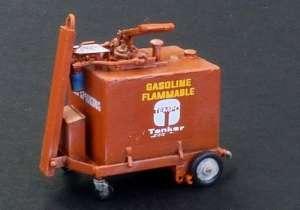 100 gallon fuel cart Plusmodel AL4076 skala 1-48