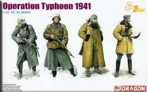 Dragon 6735 Operation Typhoon 1941