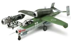 Tamiya 61097 Heinkel He 162 A-2 Salamander