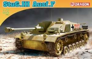 Dragon 7286 Model StuG.III Ausf.F