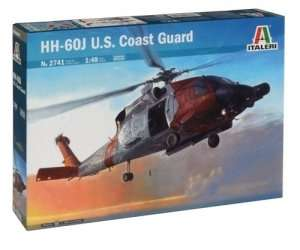 Italeri 2741 model helikoptera HH-60J U.S. Coast Guard